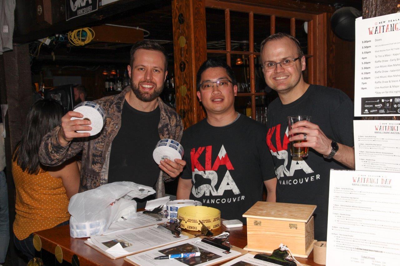 2020 02 KiaOra Vancouver volunteers