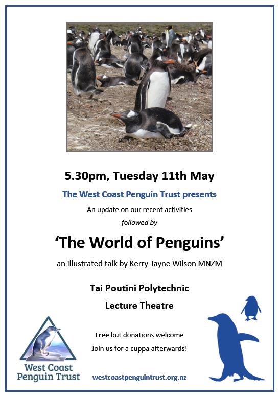 penguin talks poster