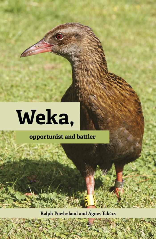 Weka - book cover