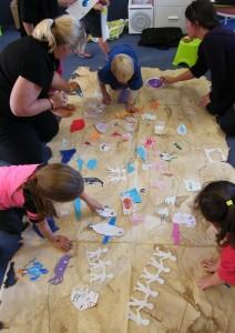 9 Creating a beach treasure map r